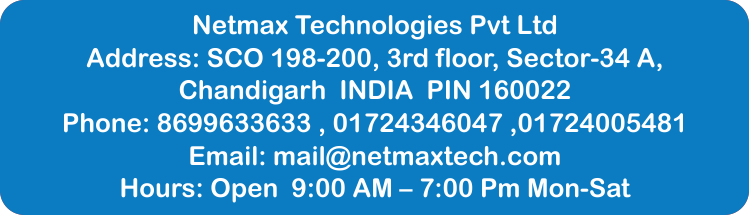 Industrial training in Punjab Industrial training in Punjab Industrial Training in Punjab Netmax chandigarh office