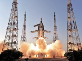 Isro launches 104 satellites in a single mission