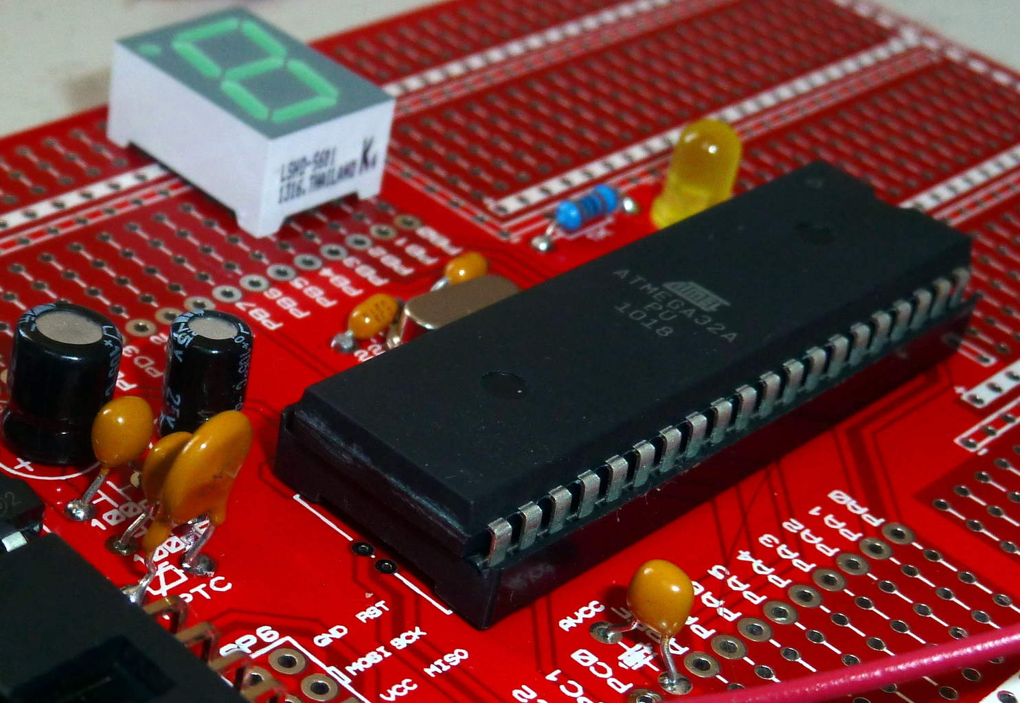 Avr Microcontroller Training In Patiala Basics Updated Using An Accelerometer With