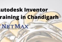 Autodesk Inventor Training in Chandigarh at Netmax Technologies